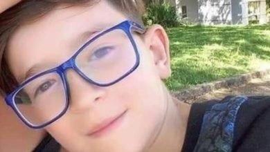 Rafael Mateus Winques, de 11 anos Arquivo/ pessoal