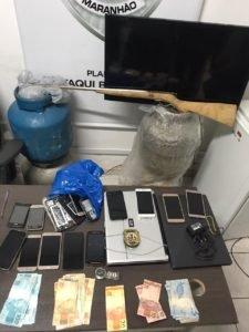 Grande quantidade de aparelhos eletrônicos roubados e comercializados irregularmente