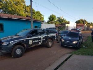 Polícia Civil de Miranda do Norte