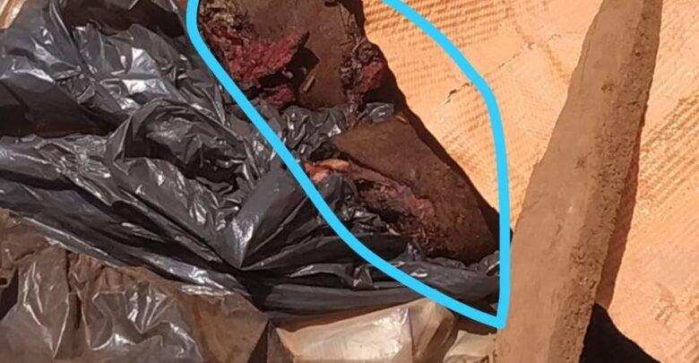 Corpo encontrado no lixão na Estrada do Cajueiro