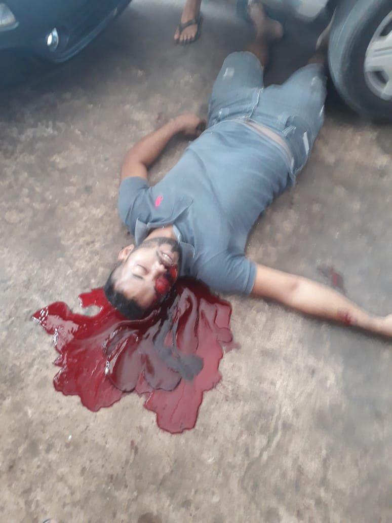 Homem foi assassinado com tiro na cabeça