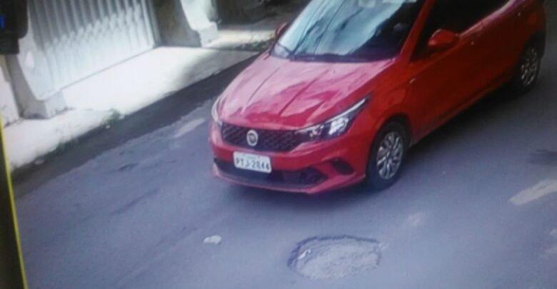 Veículo foi utilizado durante o crime do homicídio