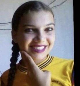 Maria Isabel, de 17 anos foi assassinada, principal suspeito é o ex-companheiro