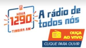 Rádio Timbira Banner