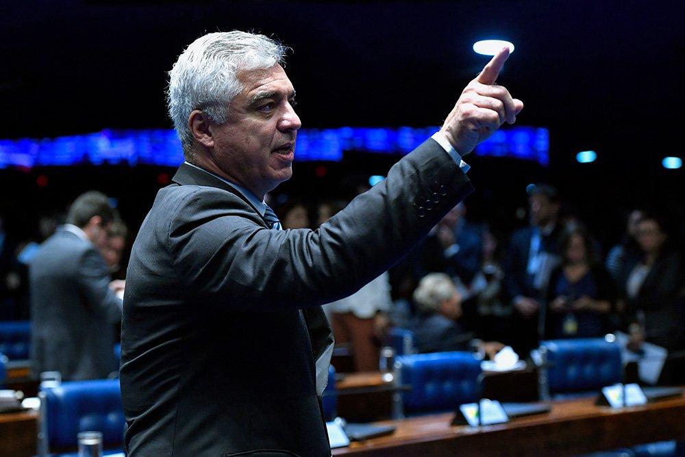 No Senado, Major Olimpio priorizou propostas sobre segurança pública e defesa das carreiras policiais