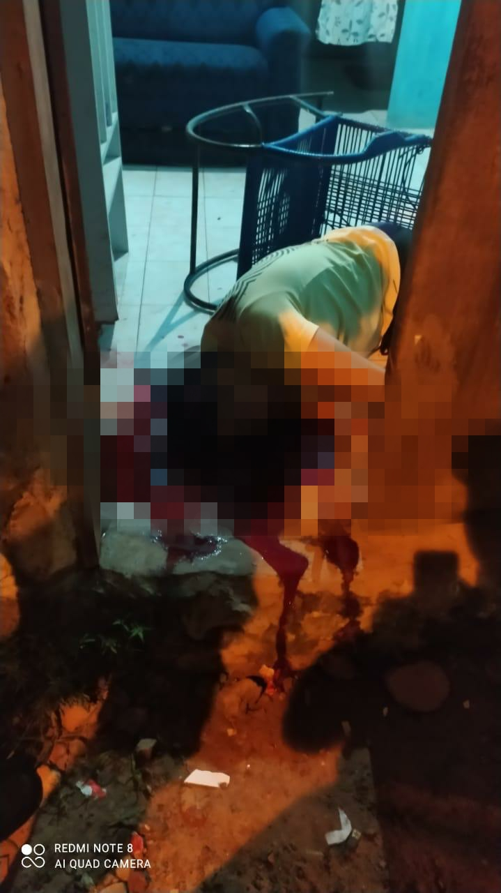 Stênio de 25 anos, foi assassinado na noite de sábado (20)