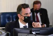 Presidente do Senado, Rodrigo Pacheco convocou os senadores para o inicio da CPI na terça-feira