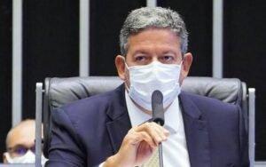 Deputado Arthur Lira, presidente da Câmara dos Deputados