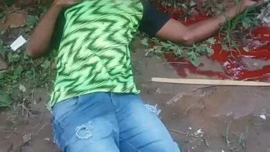 Jovem foi morto com tiros na cabeça