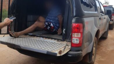 José Arimateia Cunha foi preso após atirar contra um cabo da PM