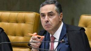Ministro Luís Barroso (Reprodução)