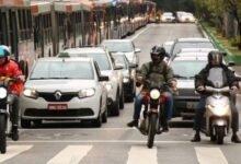 como ficam as regras para os motociclistas
