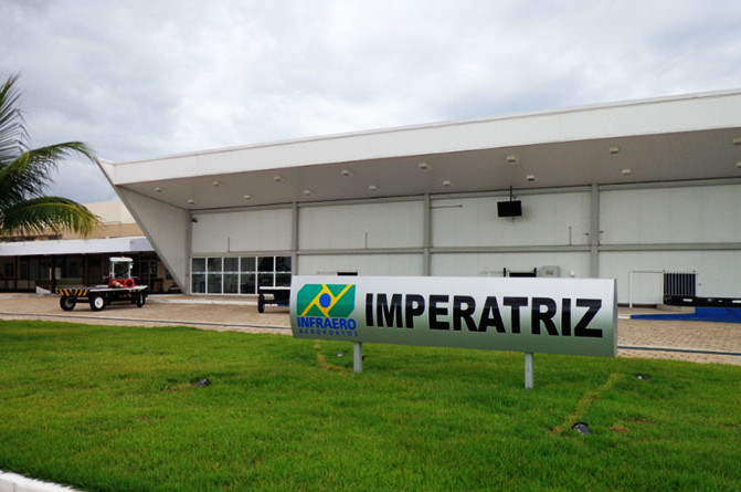 Aeroporto de Imperatriz (Reprodução)