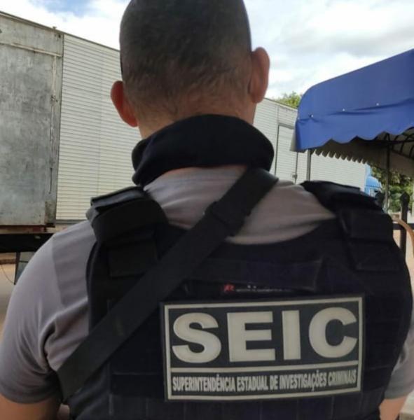 DCRC com apoio da SEIC e SENARC realizaram a operação 'Chamada Noturna' (Foto divulgação)